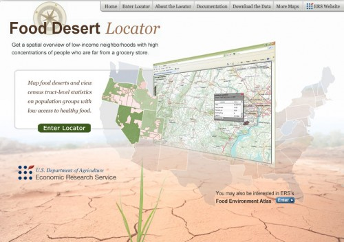 Food Desert Locator