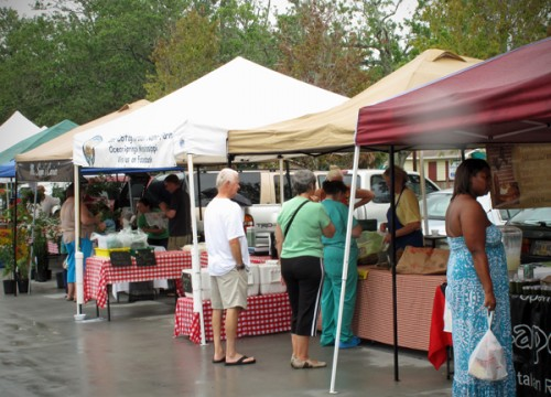 Farmers' Market in Ocean Spring, MS