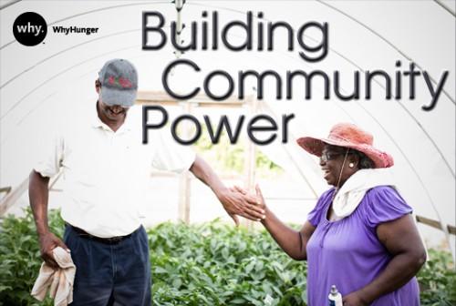 building community power