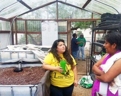 agroecological, Food justice, borderlands, Tierra y Libertad