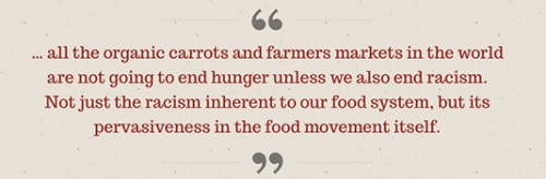 what ferguson can teach the food movement