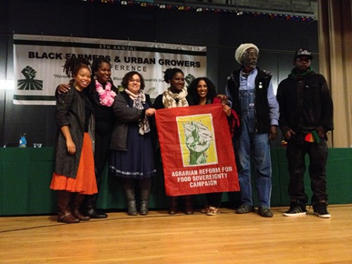 Black Farmers and Urban Gardeners Conference