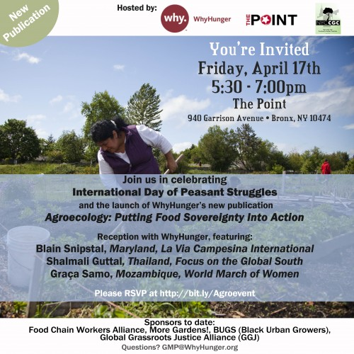 WhyHunger Agroecology Event April 17 Invite 4 10