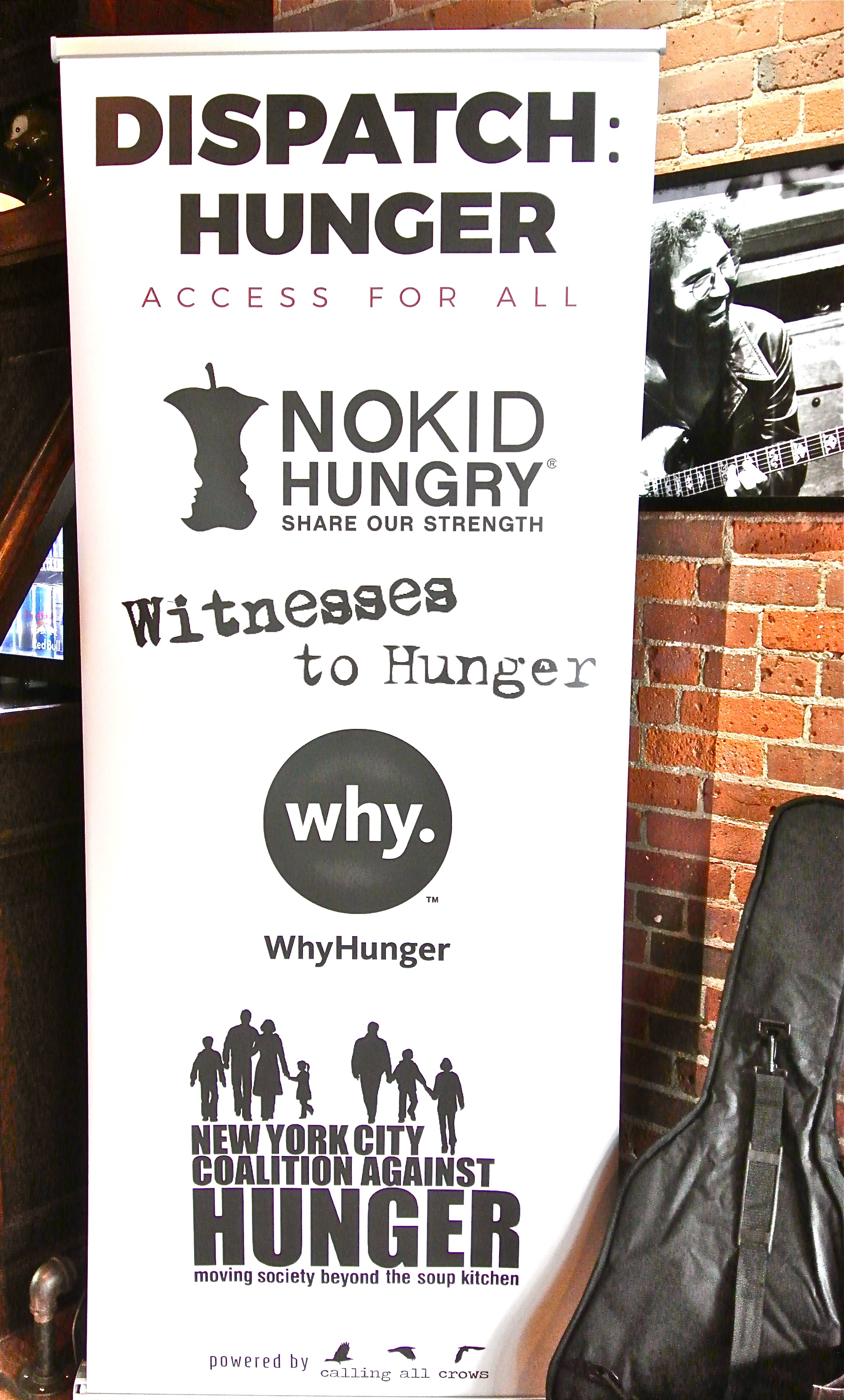 DISPATCH: HUNGER - WhyHunger