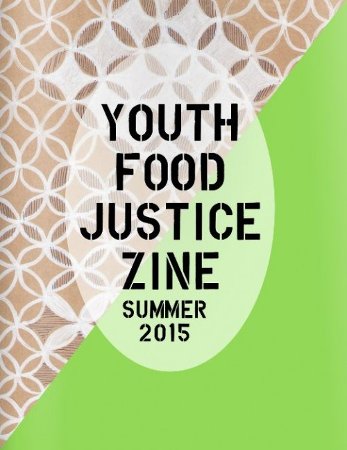 youthzine cover