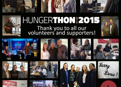 Hungerthon Raises $822K to Fight Hunger!