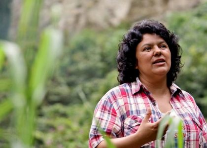Like A River: Berta Gives Us Life