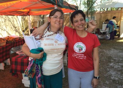 Food Justice Voices: Cultivating International Solidarity Through Popular Resistance