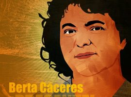 Statement from the Daughters, Son and Mother of Bertha Cárceres