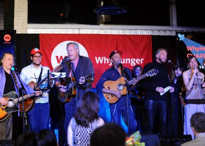 WhyHunger Chapin Awards Gala 2016