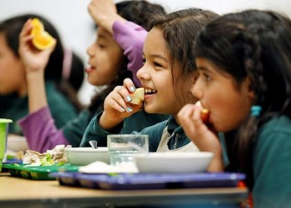 #SaveSchoolMeals: Statement Opposing House School Meals Block Grant