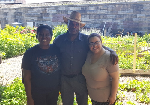 Growing More Than Food: From the South Bronx to Zimbabwe