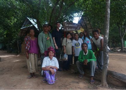 Landless Villagers in Thailand Fight For Their Families and Lead the Fight for Agroecology