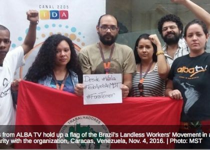 The Repression and Criminalization of Brazil's Landless Workers Movement Must Stop!