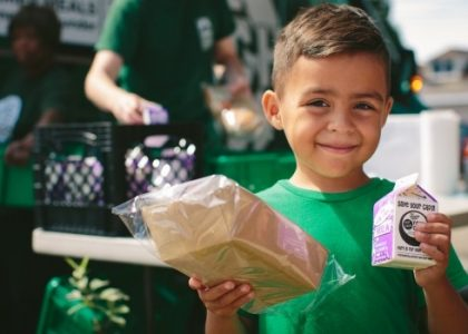 Greater Chicago Food Depository Breakfast Program