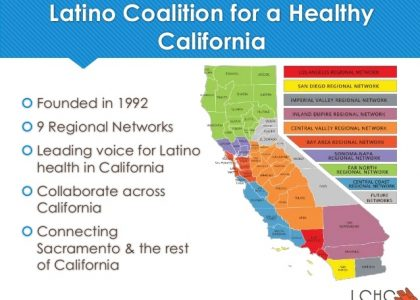 On Immigration Status and Health Justice: A Conversation with Imelda Plascencia at Latino Coalition for a Healthy California