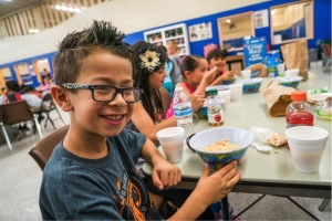 Hunger Is Spotlight: Los Angeles Regional Food Bank