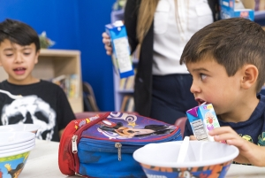 Progress: NYC To Offer Free Lunch For All Public School Students
