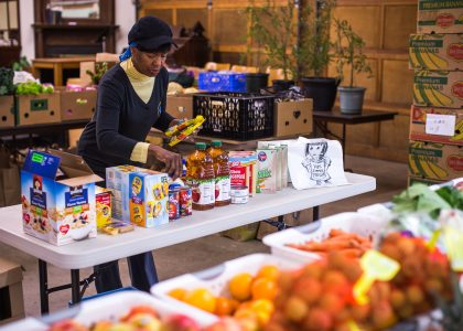 Hunger Is Spotlight: Nourishing Washington State