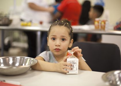 Small State, Big Hunger: School Breakfast in Rhode Island