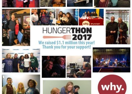 Hungerthon Raises $1.1 Million to Fight Hunger in the U.S.