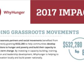 2017 Impacts