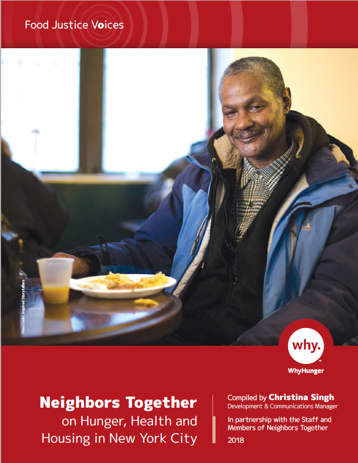 neighbors together food justice