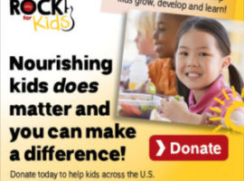 Summer Meals Rock! Help Fight Childhood Hunger This Summer