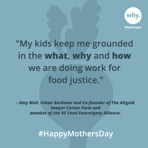 Happy Mother's Day! Food Justice Moms