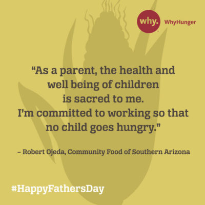 Happy Father's Day Food Justice Dads!