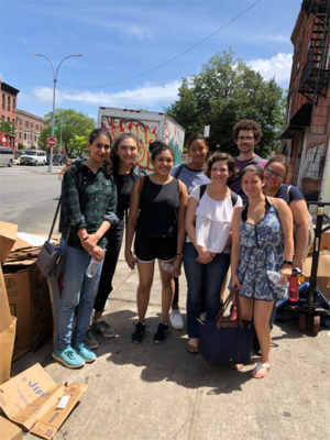 From The Intern's Desk: Brooklyn's Campaign Against Hunger