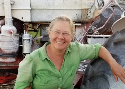 Women's History Month: A Q&A with Iowa Farmer, Patti Naylor