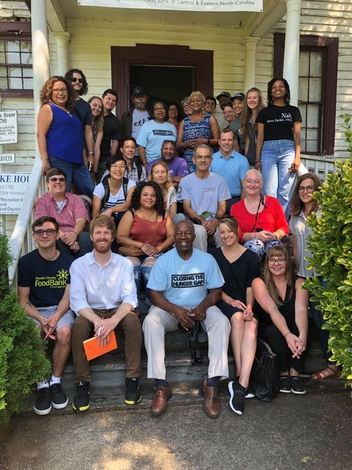 Closing the Hunger Gap Conference—Journeying to the Right to Food