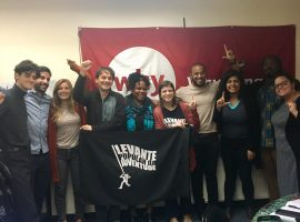 An Afternoon with Levante Popular de Juventude