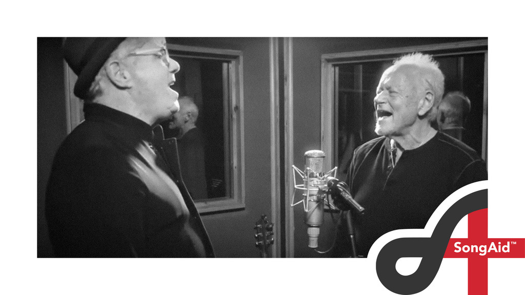 """Jesse Colin Young & Steve Miller Partner with SongAid to Benefit WhyHunger's Rapid Response Fund with Updated Version of """"Get Together"""""""