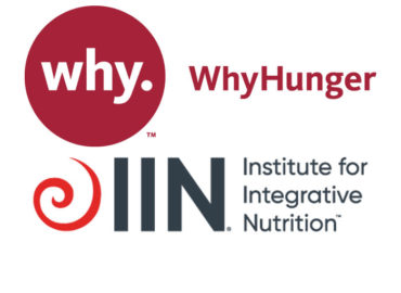 WhyHunger's Partner, the Institute for Integrative Nutrition (IIN), Donating $100 for Each New Enrollment