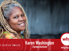 Karen Washington: BIPOC Knowledge & Power in the Food Justice Movement | Food Justice Voices