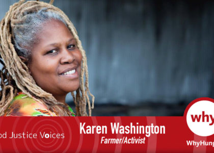 Karen Washington: BIPOC Knowledge & Power in the Food Justice Movement   Food Justice Voices
