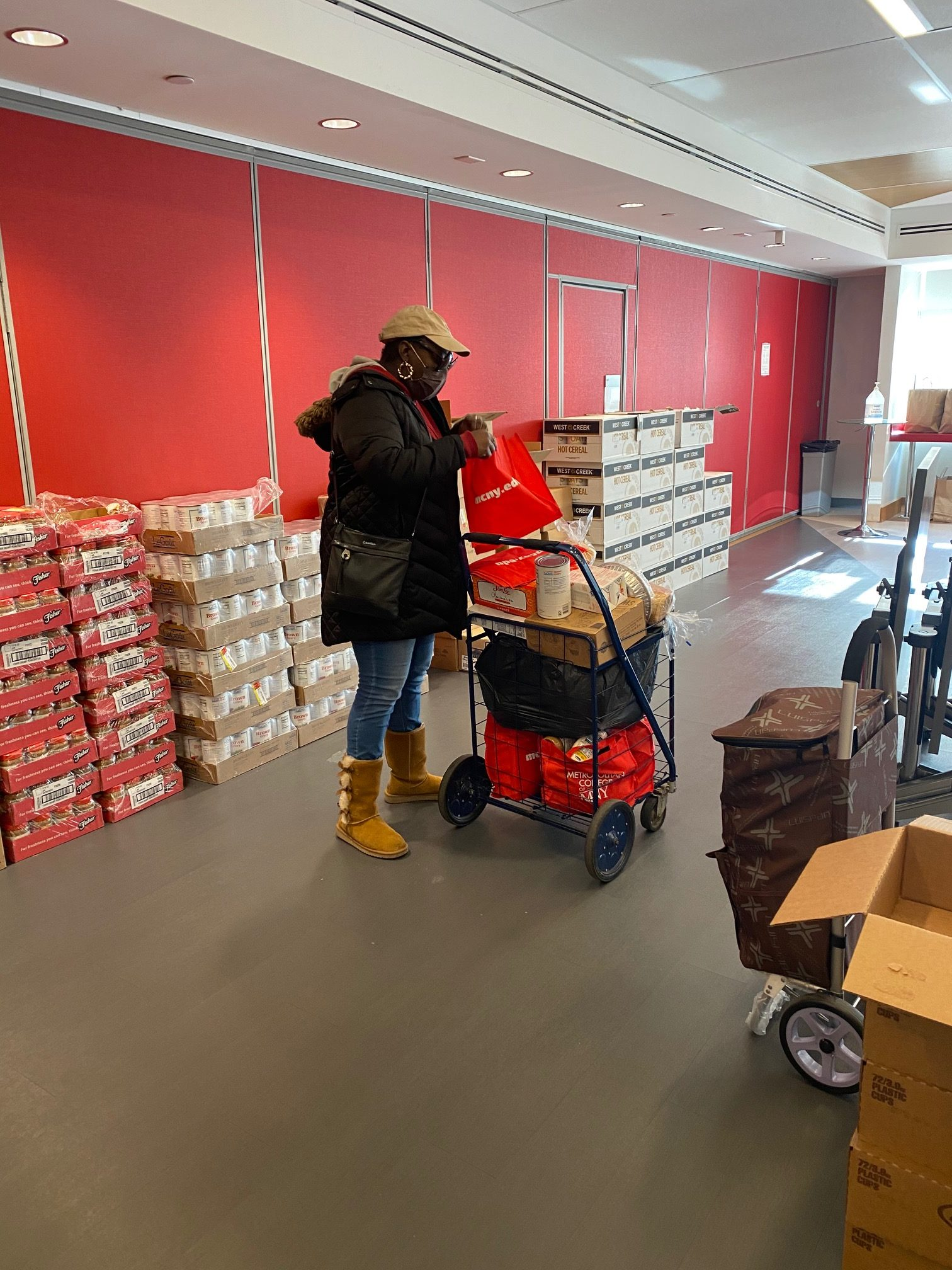 The Need for Food (and more) for College Students During COVID-19 & Beyond